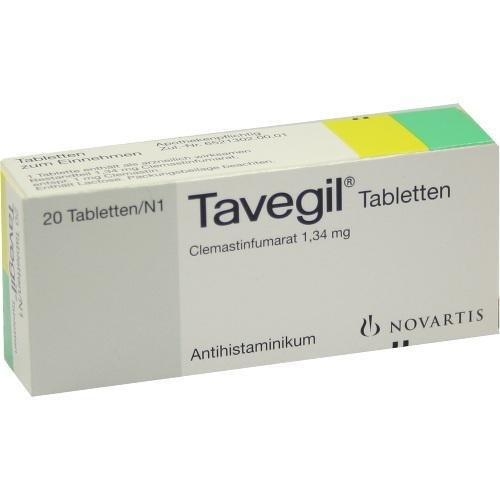 tavegil-compresse-20-st