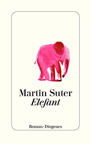 Buchseite und Rezensionen zu 'Elefant' von Martin Suter