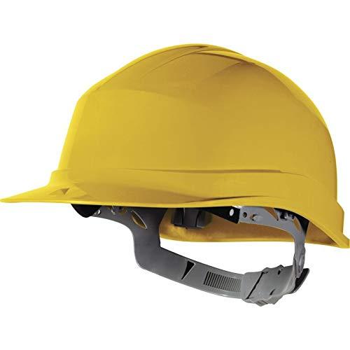 Deltaplus ZIRC1JA Industrieschutzhelm Zircon I EN 397 Farbe gelb, Einstellbar
