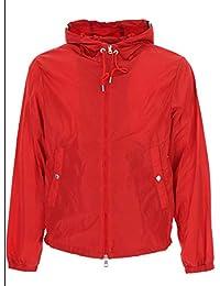 MONCLER GENIUS Hombre 4103654155GRIMPEURS455 Rojo Fibras Sintéticas Cazadora