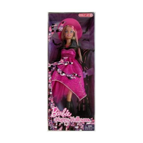 Halloween Barbie (Barbie Collector # T3535 Happy)