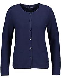 Jacke aus Spitze Blau Damen Gerry Weber
