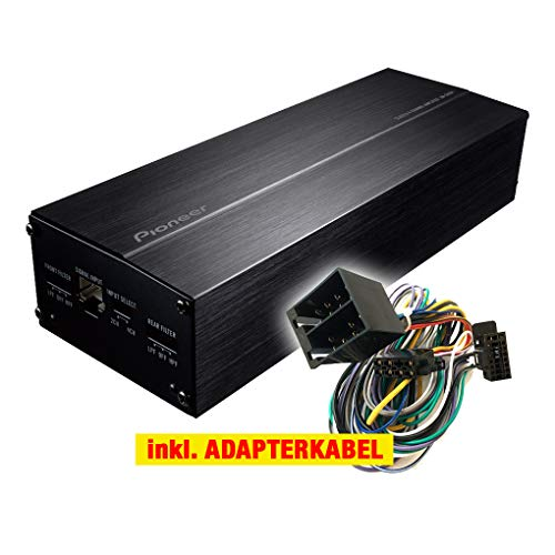 Pioneer GM-D1004 Plug & Play Amplificateur Compact pour Honda