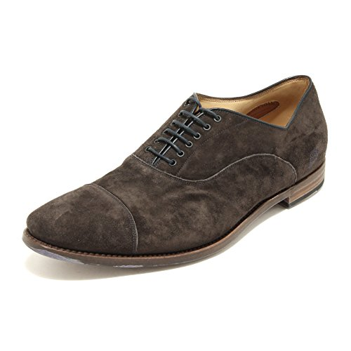 9088G scarpa allacciata uomo marrone BARRACUDA scarpe shoes men [45]