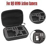 Tragbare Tasche Kameratasche Aufbewahrungsbox für DJI OSMO Action 4K-Kamera, Bloodfin Mini...