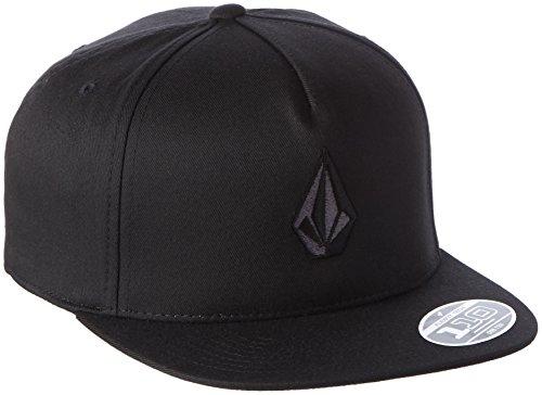 volcom-herren-full-stone-baseballmutze-black-s-m