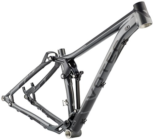 "VOTEC VM - All Mountain Fully 27.5\"" - Rahmenkit - Dark Grey Glossy/Black Matt Rahmengröße 53,5 cm 2017 Fahrradrahmen"