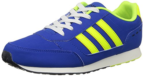 adidas Switch Vs K Jungen Switch VS K Blue/Solar Yellow/Collegiate Navy