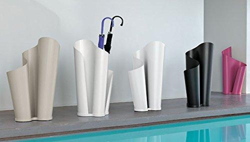 Tonin Casa Portaombrelli Narciso 7490 - Colore: Metallo verniciato Giallo