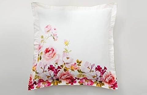 Pink Lady Rose - Anne de Solene Taie D'oreiller Imprimée Lady