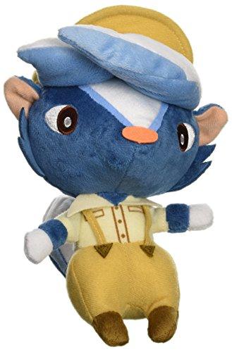 "Nintendo Animal Crossing - Kicks Plush - Skunk Shoe Shiner - 20cm 8"""