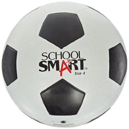 Schule smart Gummi Soccerballs Größe 4empfohlen für Kinder ab 912.