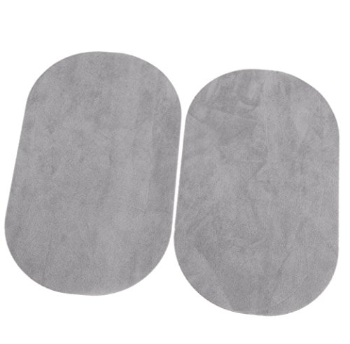 2pcs-flocking-fabric-elbow-knee-patches-iron-on-oval-shape-18-x-11-cm-light-grey
