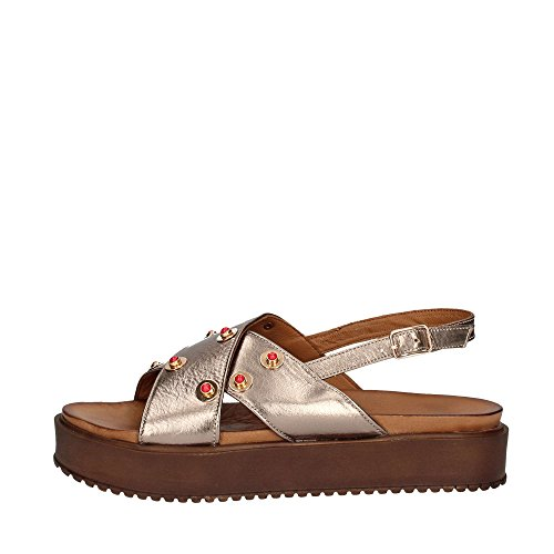 INUOVO 7291 Sandalo Donna Pietra