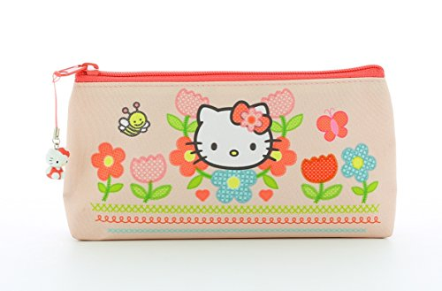 HELLO KITTY HOME SWEET HOME Schlamper Etui - ca. 22x12cm -