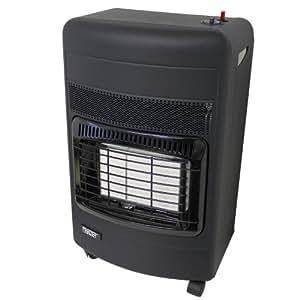Chauffage d 39 appoint au gaz infrarouge 4200w bricolage - Chauffage d appoint au propane ...