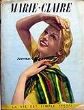 Telecharger Livres MARIE CLAIRE No 78 du 26 08 1938 FAMILLE ET ART DE VIVRE FAIRE DU SPORT LES BONS TRUCS LECTURE COLETTE M BOB OU LA LECON D AMOUR PAR ALICE TURPIN ETIENNE ANTHERIEU BEAUTE ET HYGIENE CONSEVER SA JEUNESSE MODE LA MAISON LE RAPHIA EST SI PRATIQUE (PDF,EPUB,MOBI) gratuits en Francaise