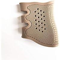 Noga Tactical Camouflage Grip Cloves Pistola de Mano para Beretta Glock S & W Springfield (Desierto)