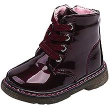 ... zara botas de agua niño botas ... ❤ Botas para Niños Bebés, Invierno Cálido Niños Niñas Sneaker Botas a Prueba de