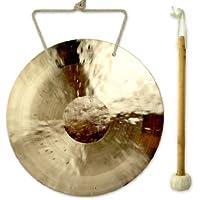 """Feng Gong original / gong de viento de China, 25 cm / 10"""" -7000-L Producto de marca con muy buen sonido"""