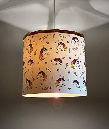 Ereki - Pantalla para lámpara de techo
