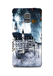 Print Station Printed Back Cover for Samsung Galaxy Note 4