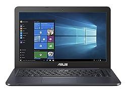 Asus Eeebook E402MA-WX0001T 14-inch Laptop (Celeron N2840/2GB/32GB/Windows 10/Integrated Graphics), Dark Blue