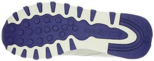 Reebok Classic, Scarpe da Ginnastica Donna Giallo (Ecru/Navy)