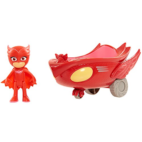 Simba 109402086 - PJ Masks Eulette mit Eulengleiter (Science-fiction Kostüme)