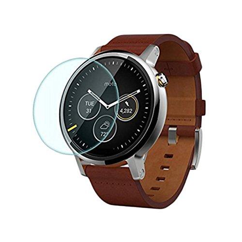 Malloom® Vidrio templado Pantalla LCD protector de la película para Motorola Moto...