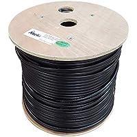altelix ax400uf 400 Ultra Flex doble blindado flexible cable coaxial de baja pérdida 500 ...