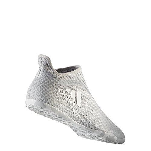adidas Herren X Tango 17+ Purespeed in Fußballschuhe Mehrfarbig (Clear Grey S12/ftwr White/grey)