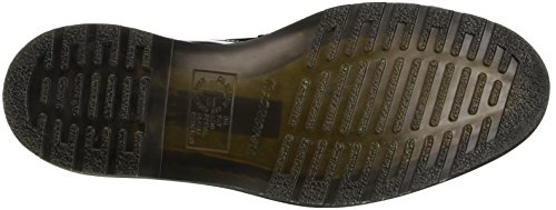 Dr. Martens Herren Penton Black Polished Smooth Slipper Schwarz (Black)