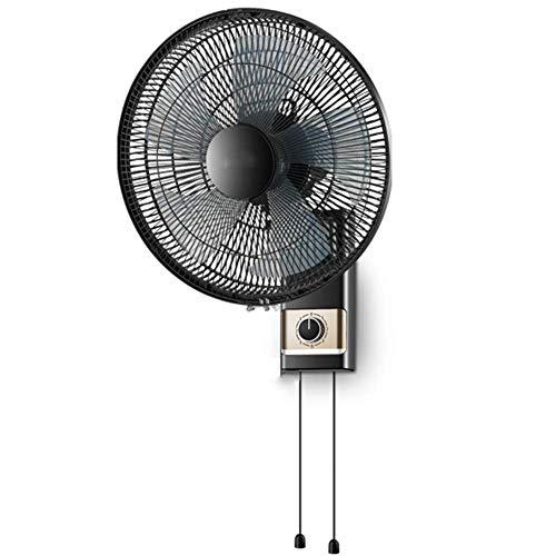 Wall fan Ventilador de Pared Ventilador eléctrico Pared-montado maquinaria del hogar sacudiendo...