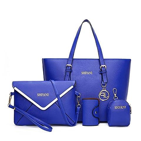 Meine Tasche Im Herbst Neue Handtasche Mode Vier Laptop Beutel Fall Basis,Blau