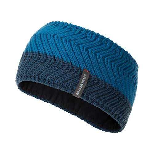 Mammut Alvier Headband, Sapphire-Wing Teal, one Size
