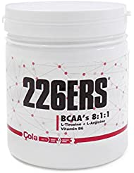 226ERS BCAA's 8:1:1 Complemento Alimenticio Liquido, Sabor Cola - 380 gr