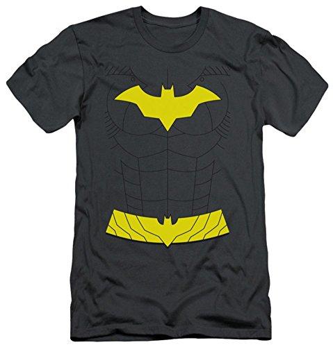 Batgirls Kostüm - Batman Batgirl Kostüm für Erwachsene, Slim Fit