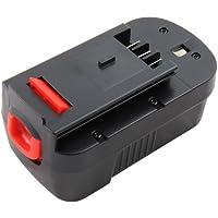 Batterie 18v 3000mah ni-mh pour Black /& Decker gpc1820llb gtc1843llb gwc1800llb