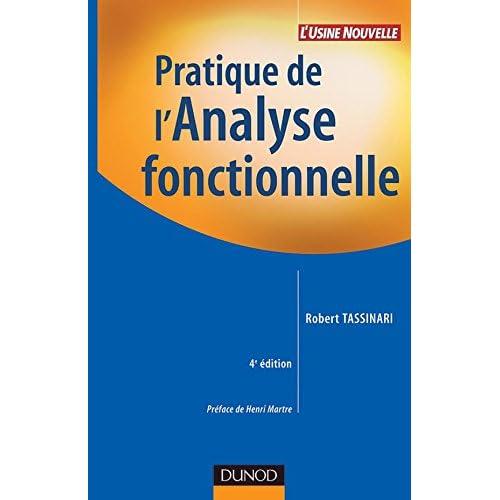 Pratique de l'analyse fonctionnelle - 4ème édition