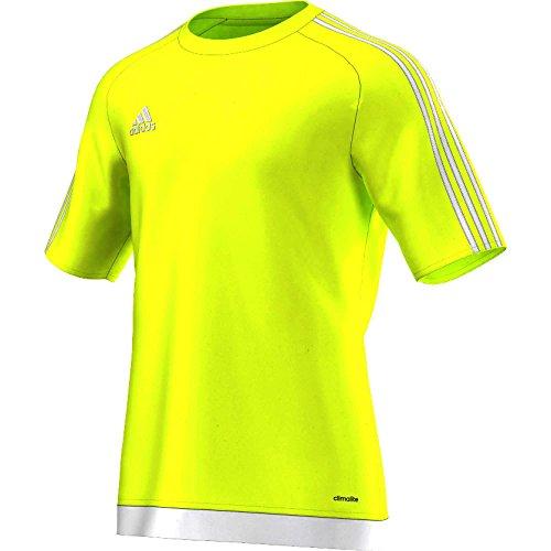 adidas Estro 15 Fußballtrikot Kinder gelb / weiß, 128