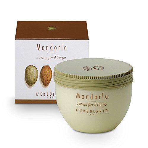 L'Erbolario Mandel Körpercreme, 1er Pack (1 x 300 ml)