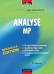 Analyse MP (Concours Ecoles d'ingénieurs)
