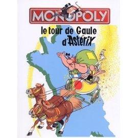 MONOPOLY - Asterix - Le Tour de Gaule