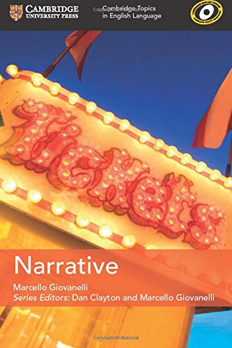 Narrative (Cambridge Topics in English Language)
