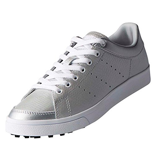 adidas W Adicross Classic-Leather, Chaussures de Golf Femme