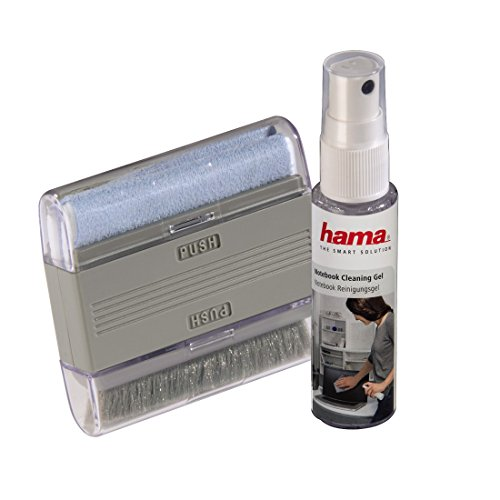 Hama 039894 Notebook-Reinigungs-Set Macbook Cleaning Kit