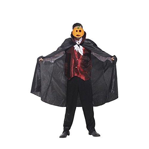 Halloween cosplay zeigen kostüme make-up tanz zeigen kostüme erwachsene männliche vampir kostüme zombie kleidung Festival / Halloween / Weihnachten (Männliche Vampir Kostüme)