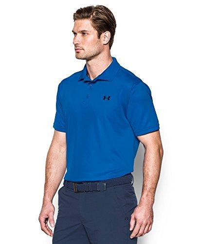 Under Armour Herren Ua Performance Polo Kurzarmshirt Blue Marker