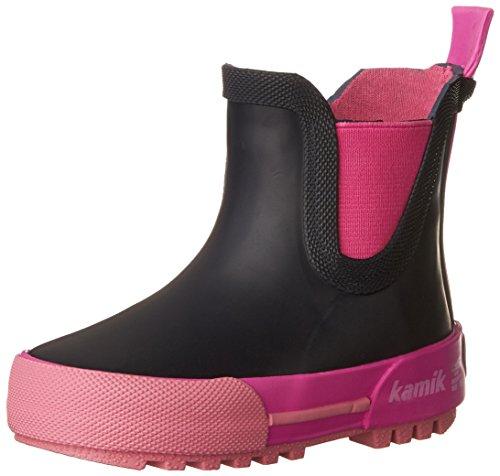 Kamik Girls' Rainplaylo Wellington Boots